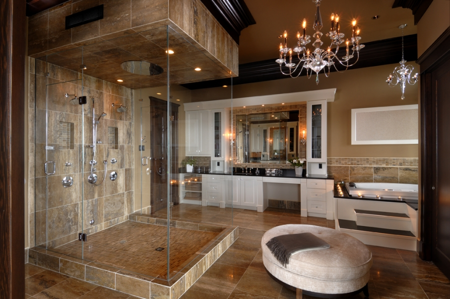 Pompous former bachelor canada mansion on a special offer 9 for Bachelor bathroom ideas