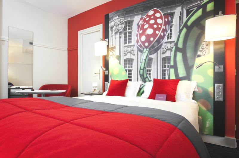 Lovely mercure lille centre grand place france for Hotel design lille