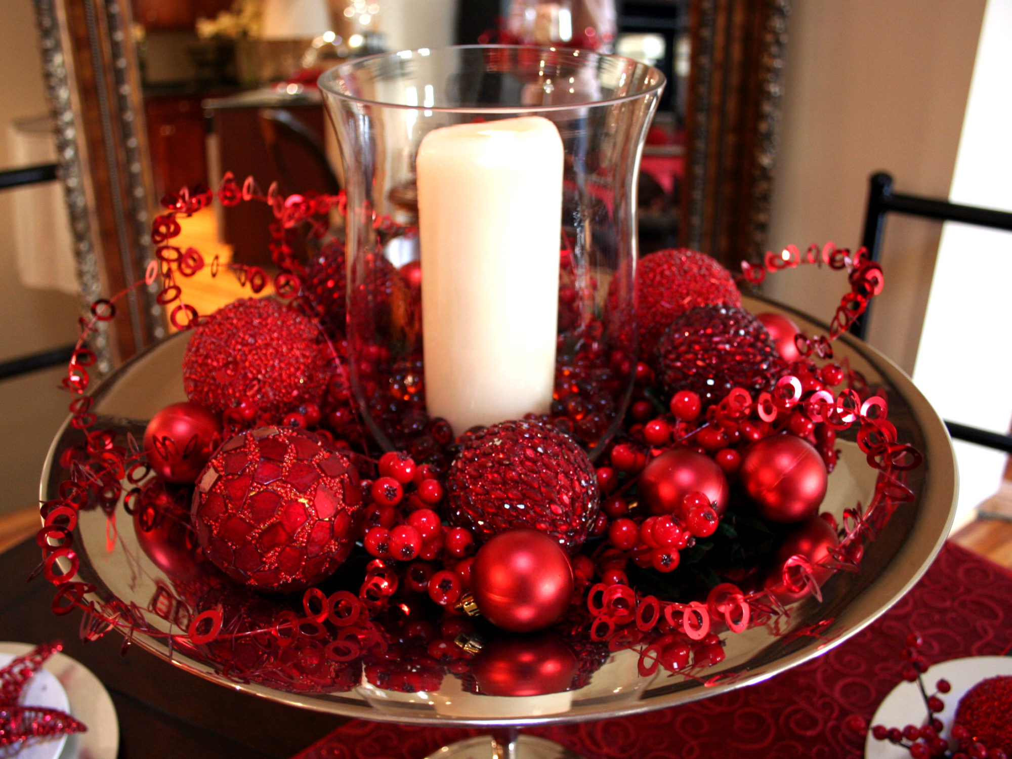christmas decorating ideas - Small Decorations For Christmas