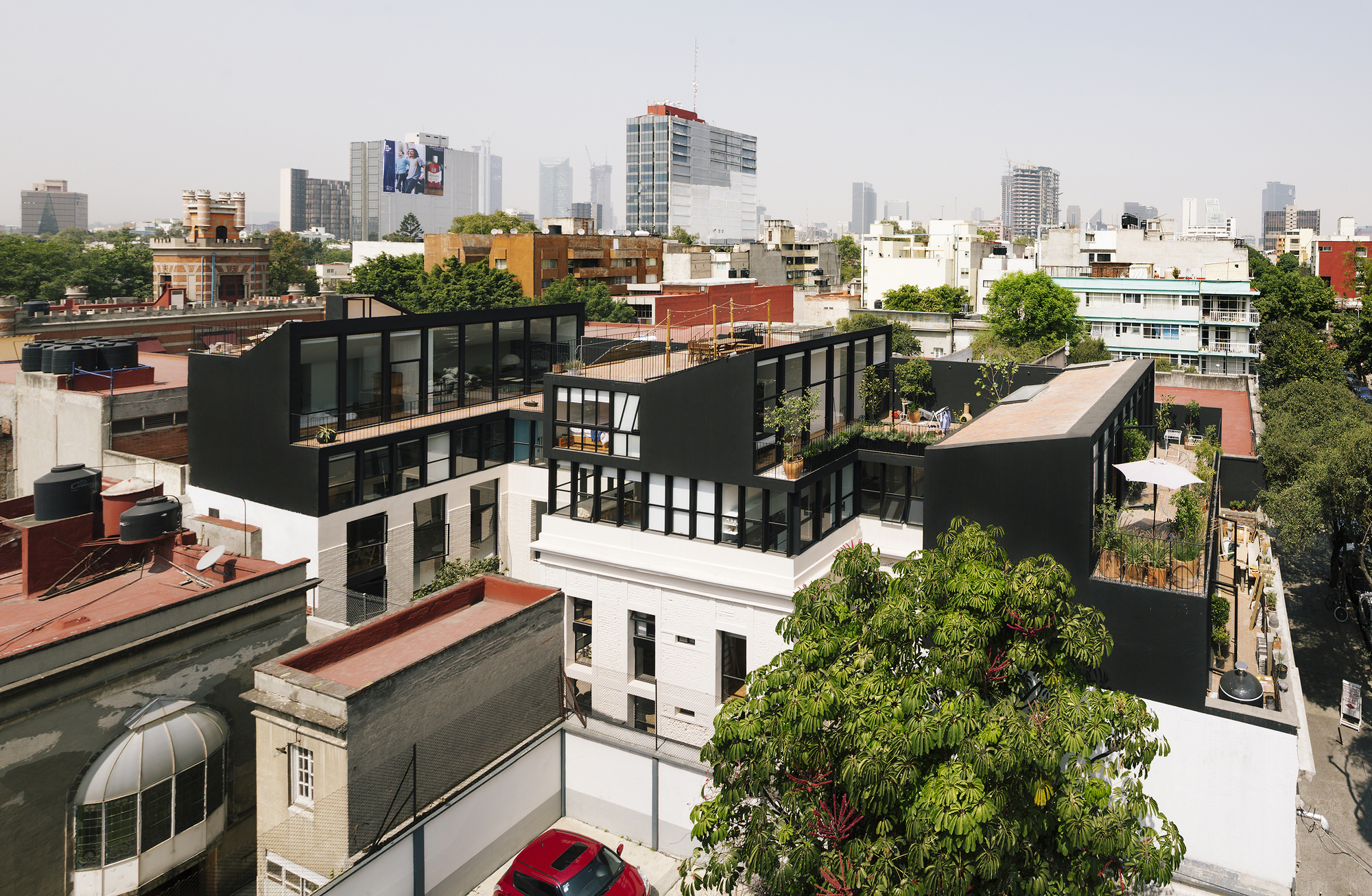 Mexico City Apartments For Sale