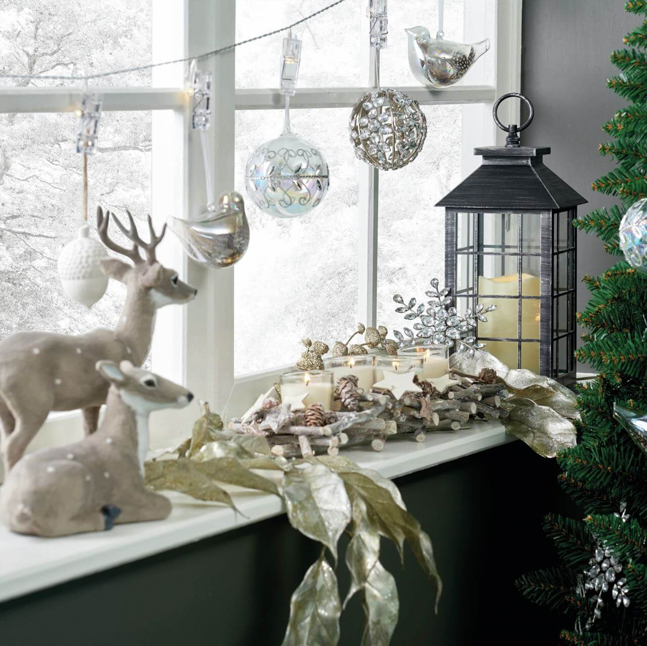 Easy Christmas Light Ideas